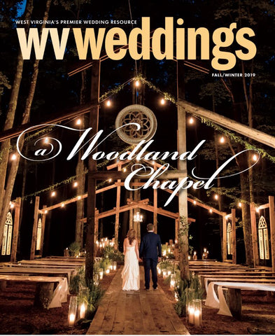 WV WEDDINGS FALL/WINTER 2019