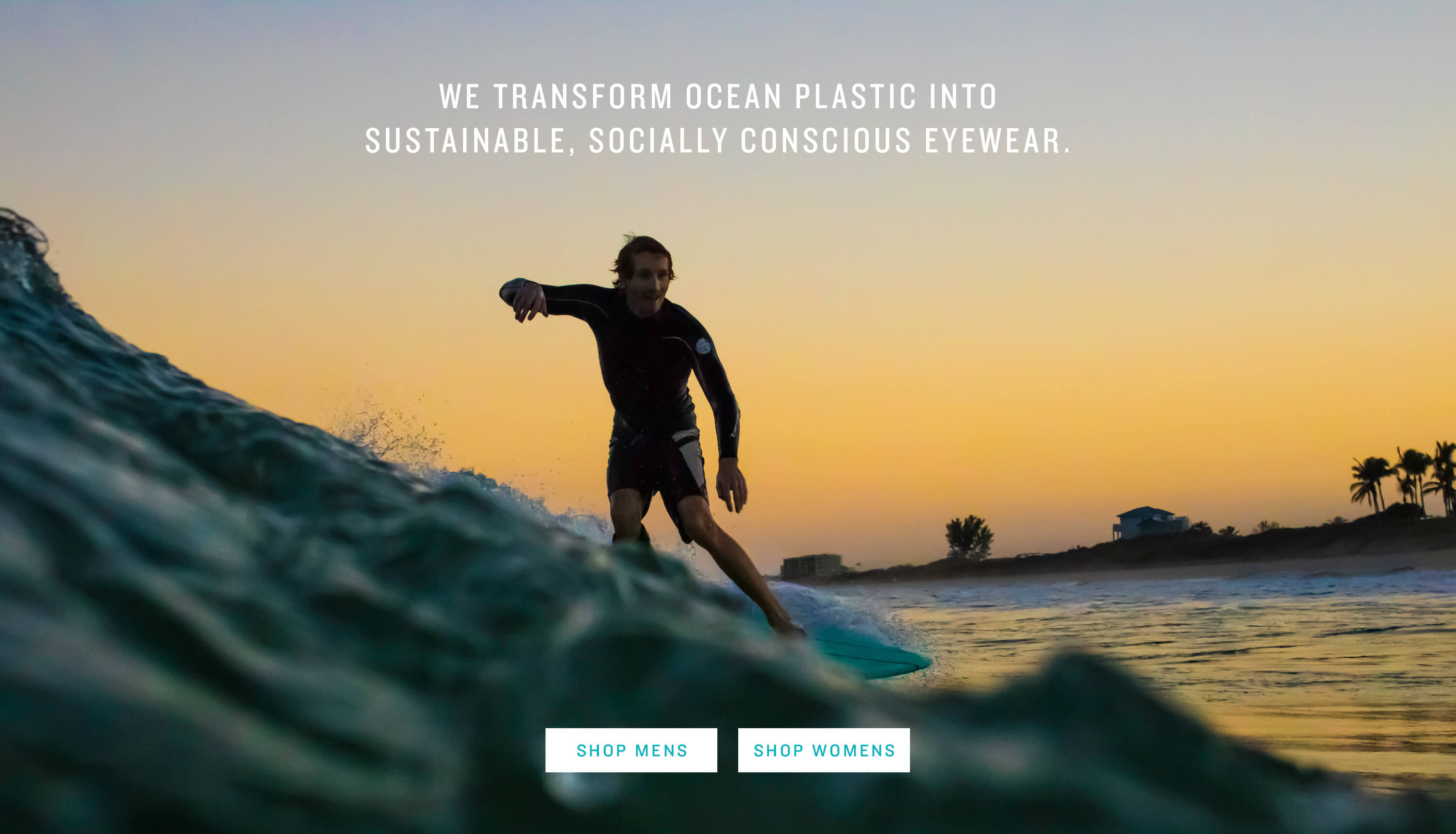 8721756d5e7b Transforming Ocean Plastic into Sustainable Eyewear.