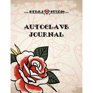 Autoclave Logbook - Steri-Studio Tattoo Supply Montreal fourniture de tatouage