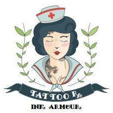 Tattoo Rx Ink Armour - Steri-Studio Tattoo Supply Montreal fourniture de tatouage