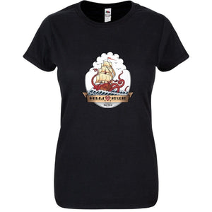 Kraken T-Shirt Ladies - Steri-Studio Tattoo Supply Montreal fourniture de tatouage