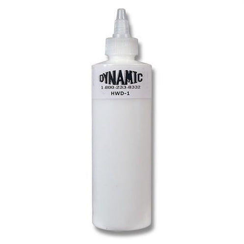 Dynamic Ink Heavy White 8oz