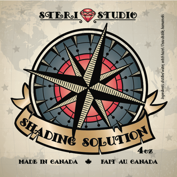Shading Solution - Steri-Studio Tattoo Supply Montreal fourniture de tatouage