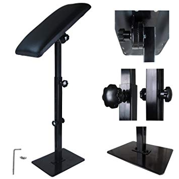 Heavy Duty Arm/Leg Rest - Steri-Studio Tattoo Supply Montreal fourniture de tatouage
