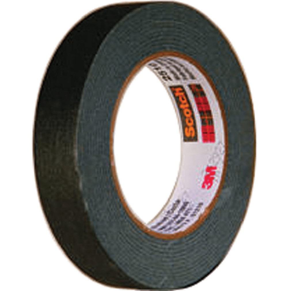 Black Masking Tape - Steri-Studio Tattoo Supply Montreal