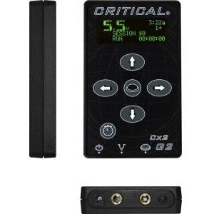 Critcial Power Supply CX2-G2 - Steri-Studio Tattoo Supply Montreal fourniture de tatouage