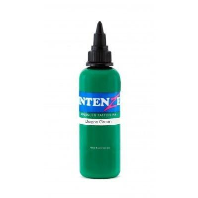 Intenze Inks Dragon Green - Steri-Studio Tattoo Supply Montreal fourniture de tatouage