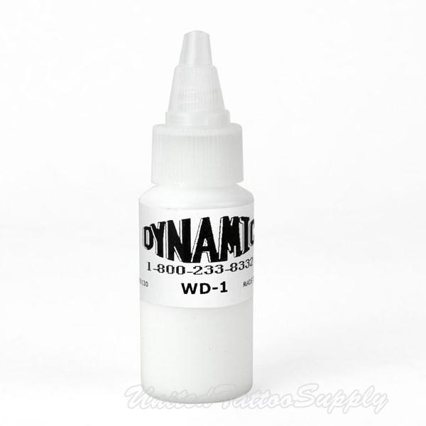 Dynamic Ink White - 1oz - Steri-Studio Tattoo Supply Montreal fourniture de tatouage