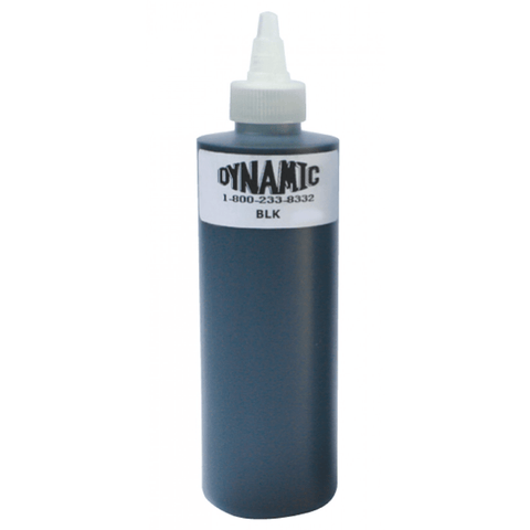 Dynamic Black 8oz - Steri-Studio Tattoo Supply Montreal