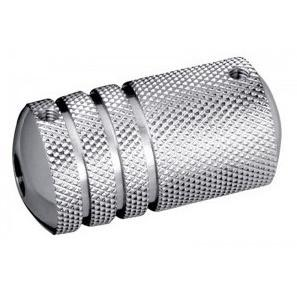 Steel Knurled Grip - Steri-Studio Tattoo Supply Montreal