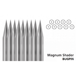 Tattoo Needles Stacked Magnum Bugpin - Steri-Studio Tattoo Supply Montreal fourniture de tatouage