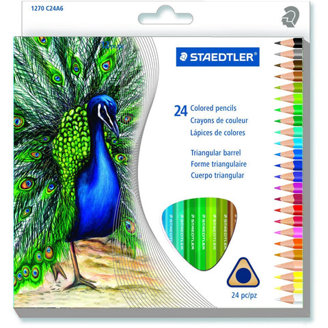 Staedtler Coloured Pencil - Steri-Studio Tattoo Supply Montreal fourniture de tatouage