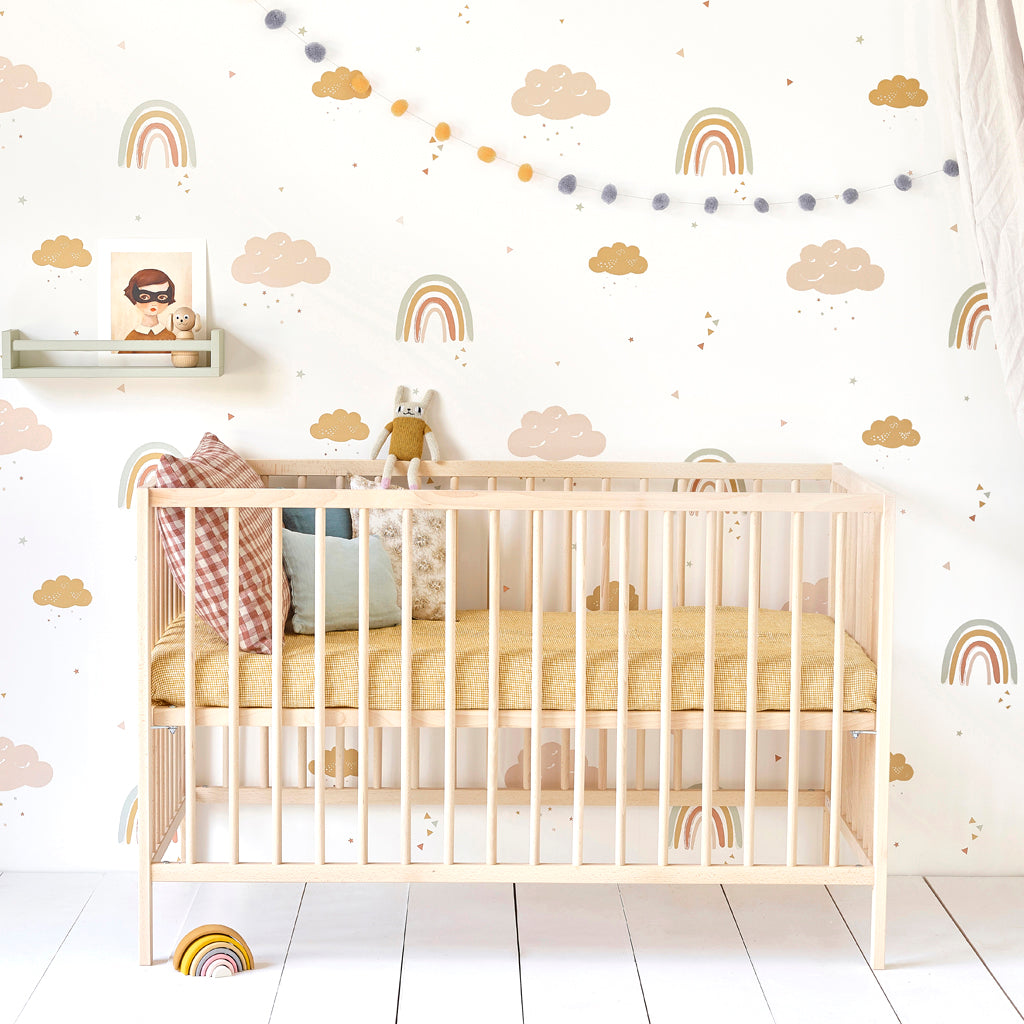 Kids Bedroom Wallpaper and Nursery Wallpaper Online | Hibou Home