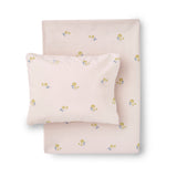 Flora organic cotton bed linen for kids