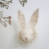 Lapin animal head by Hibou Home