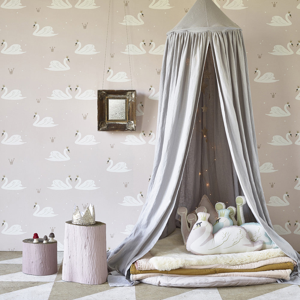 Wallpaper Pictures For Home Swans Wallpaper  Hibou Home