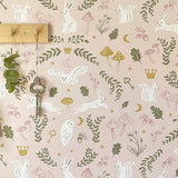 Woodland Wonders wallpaper by Hibou Home