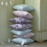 Enchanted Wood cushions