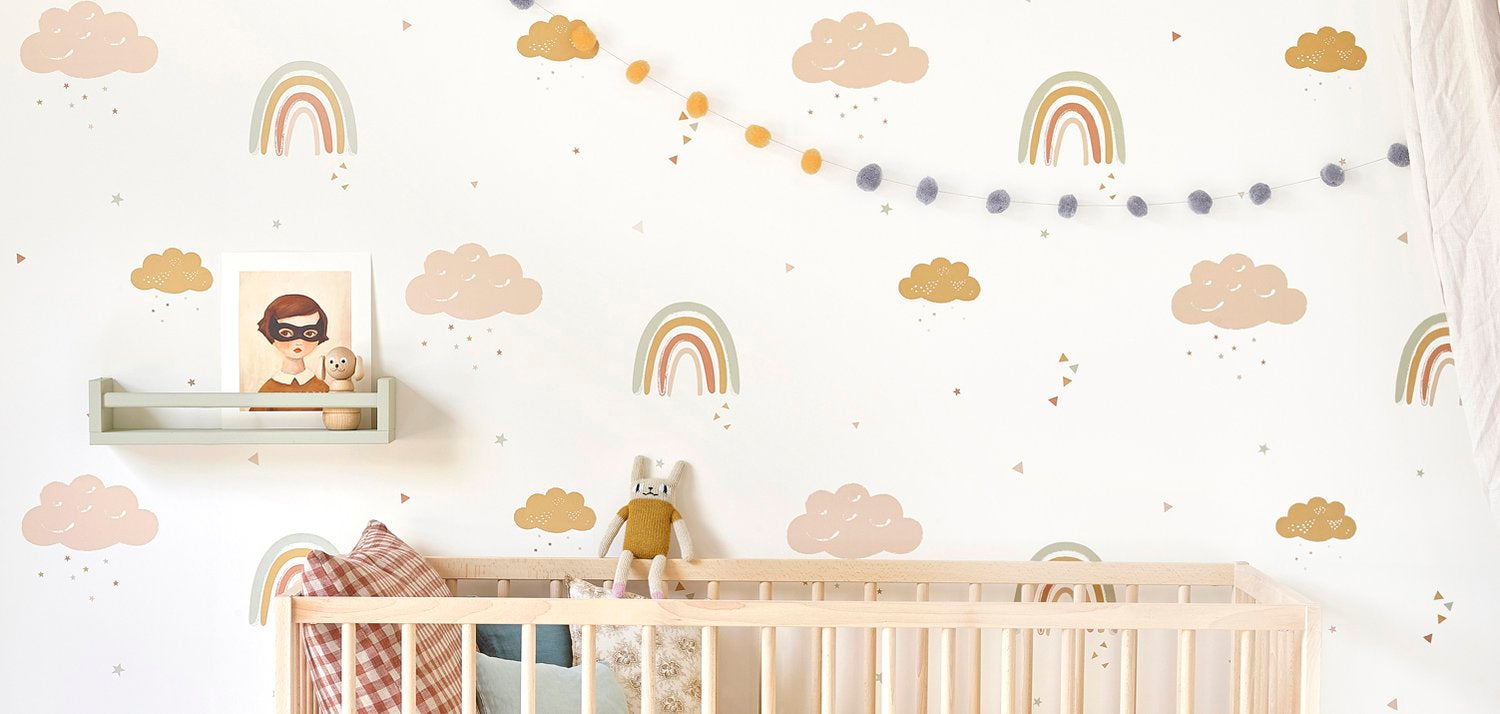 Stars wallpaper by Hibou Home