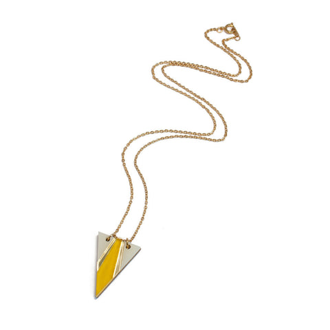 Airola Necklace - Saffron