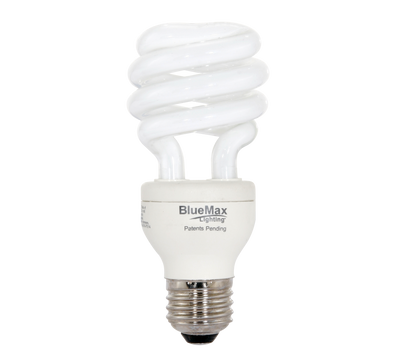 BlueMax™ 11w/20w/26w 3-Way Sunset CFL, Replaces 50/75/100 watt incandescent
