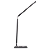 Black Ella Sharp dynamic color Full Spectrum LED desk lamp