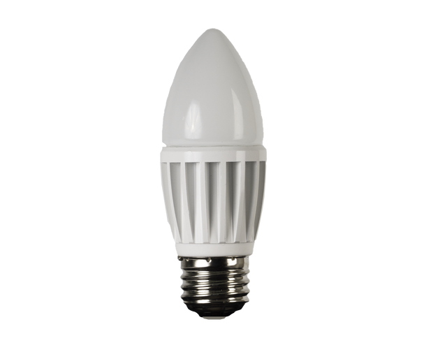 BlueMax™ 7w LED Blunt Tip Bulb, Replaces 60w Incandescent Bulb
