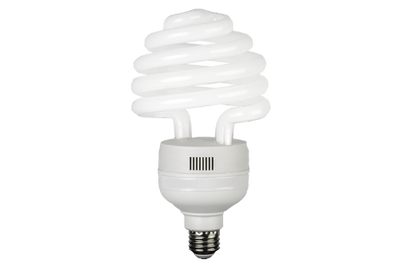 BlueMax™ 55w CFL Bulb, Replaces 250w incandescent
