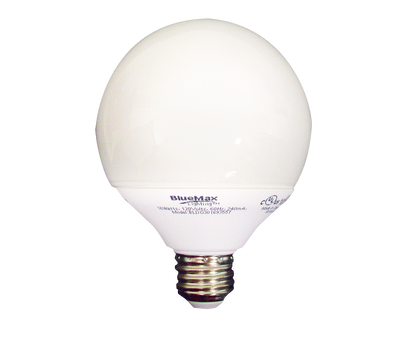 BlueMax™ 15w G30 Globe Bulb, Replaces 60w bulb