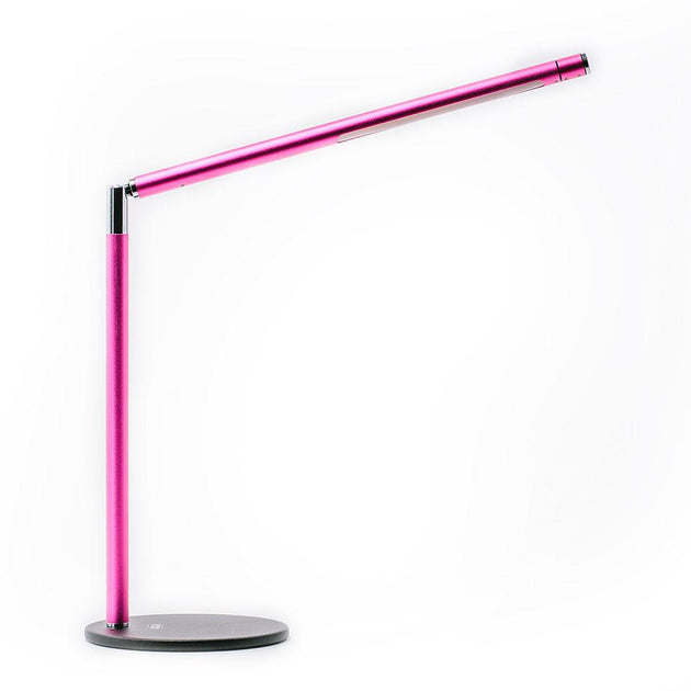 Armory pink desk lamp