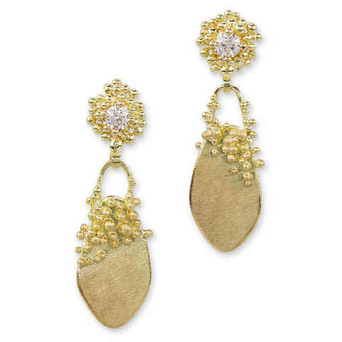 Adorn Diamond Drop Earrings