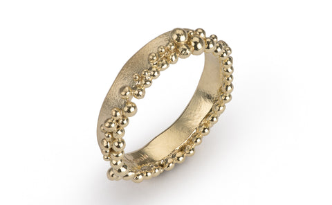 Froth Ring - gold