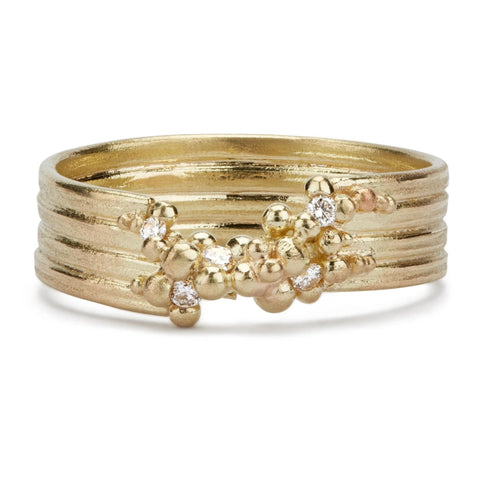 Spindrift Diamond Band