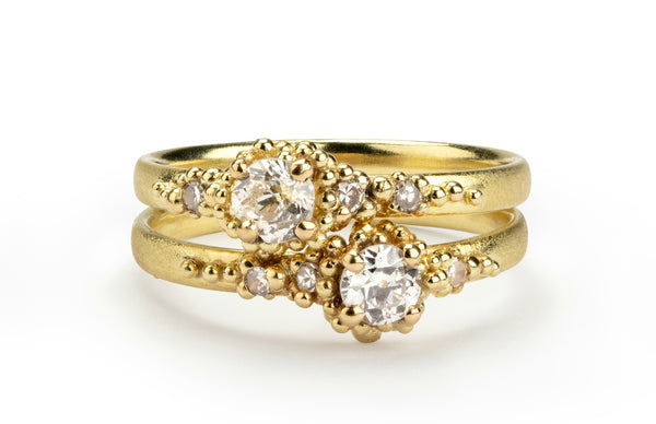 45. Stacking Cluster Rings