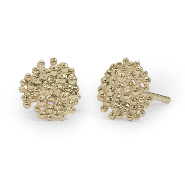 Berry Earrings Gold