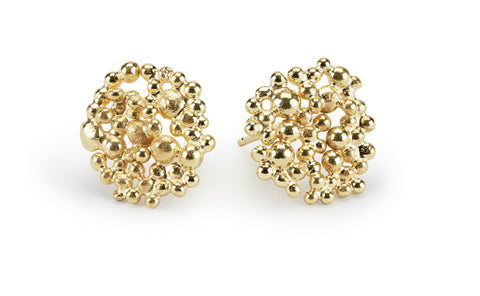 Berry Earrings - gold