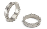 Froth Ring - silver