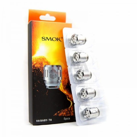 Smok TFV-8 Baby Beast T8 Coil - 0.15ohm 5 pack