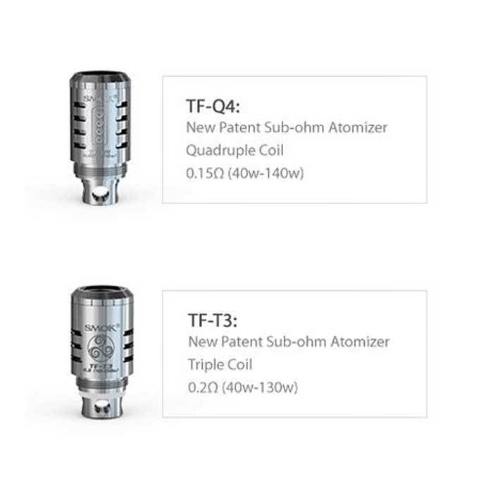 Smok TF-T3 Triple Coil - .2ohm