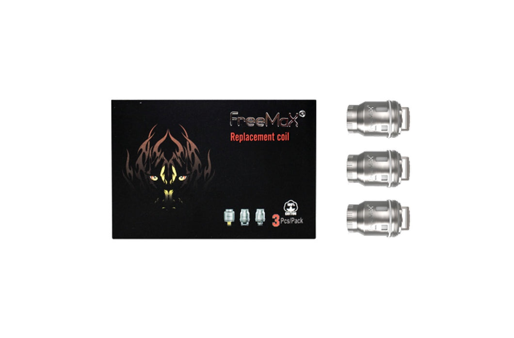 Freemax Mesh Pro Triple Coil - 0.15ohm 3 pack