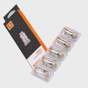 Aegis Boost Coil - 0.4ohm 5pack