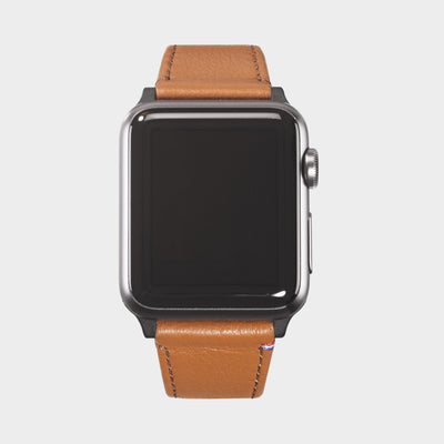 Decoded Leather Strap for Apple Watch