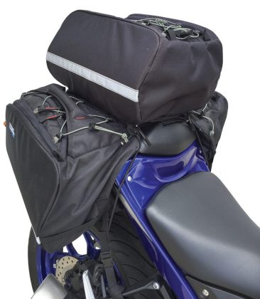 Chase Harper Aeropac Tail Trunk and Aeropac II Panniers | Review