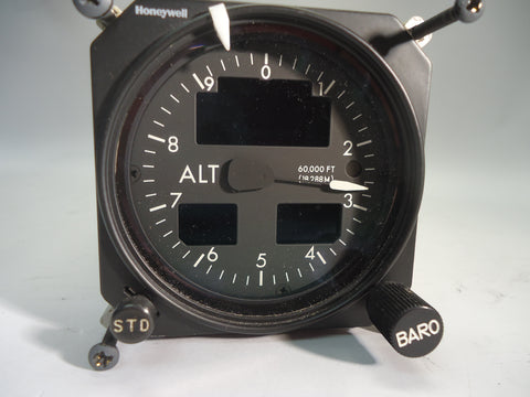 Homeywell AIM-250 Altimeter Part Number 70256N02D02