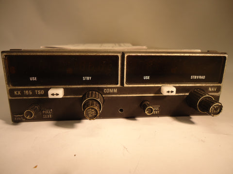 Bendix/King KX-165 with GS 14 Volts 069-1025-01
