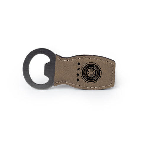 Laser Engraved Metal Bottle Opener