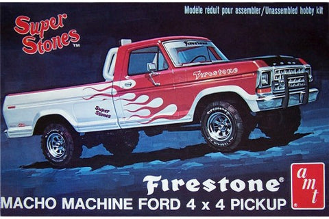 1/25 1978 Ford Pick-Up Firestone Super Stores 858