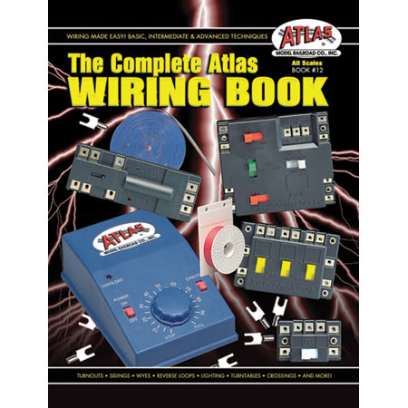 COMPLETE ATLAS WIRING BOOK 12