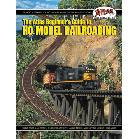 BEGINNER'S GUIDE TO HO MODEL RAILROADING 9