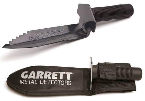 Garrett Edge Digger with Sheath for Belt Mount 1626200